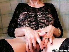 fingering, grannies, masturbation, matures, milfs