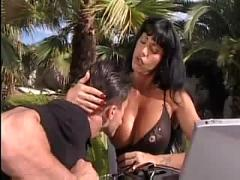 Blonde milf valentine demy and hakan serbes