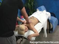 Teen massage caught on hidden camera