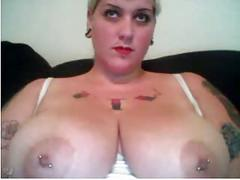 Webcams 2014 - bbw snow bunny w massive tits 2