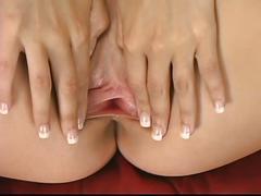 gaping, masturbation, milfs, blondes, tits