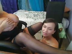 Sarenna and casey on cam