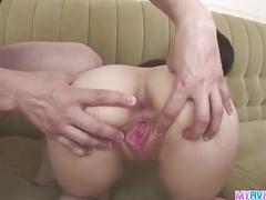 Arisa nakano gets both holes played with