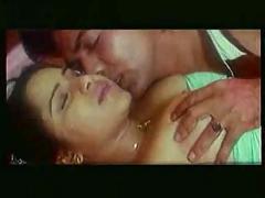 Reshma round boob suck