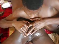Hot african anal lovers derick and chalse