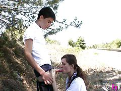 Jordi and ainara: sex date