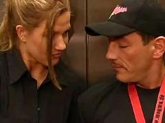 The elevator sex