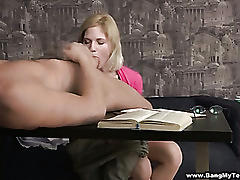 Studying for the anal test