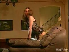 Gwen summers is a creampied redhead