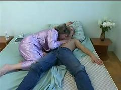 Morning sex with my mom