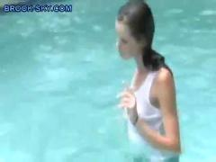 Teen-nude-swim