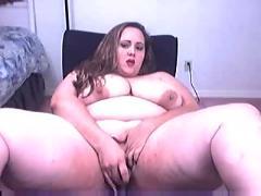 Bbw orgasm cam show