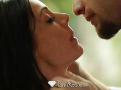 Puremature - sexy milf kendra lust gets rammed by a big cock