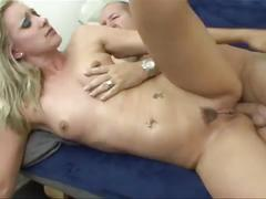 Model casting anal audition