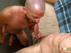 """i'm the bottom?"" mario costa & damien crosse"