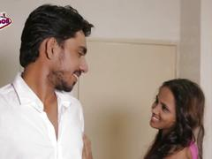 Boss romance with interview girl - indian soles