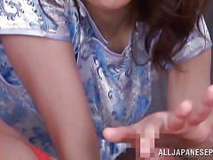 babe, japanese, blowjob, face sitting, brunette, tied up, censored, pov, pov jp, all japanese pass, kaede niiyama