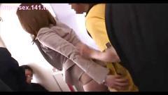 Natural-tits humiliation lesbians ontop massage