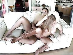 Pornstar nikki delano gets fucked hard