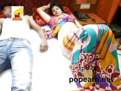 Bhabhi hot romance with young devar & husband