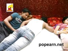 threesome, cheating, softcore, husband, romance, bhabhi, devar
