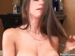 big dick, big tits, blowjob, brunette, cumshot, pov, big boobs, big cock, brown hair, cum in mouth, deepthroat, fake tits, massive dick, point of view, pov blowjob, silicone tits, sloppy blowjob
