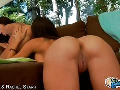 Huge ass babes lisa ann and rachel starr hot fuck