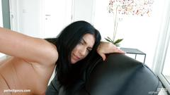 Jessica lincoln in messy anal scene by ass traffic