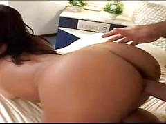 Big tit brazilian gets fucked