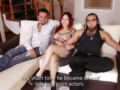 Liza - sexmex threesome orgy in mexico