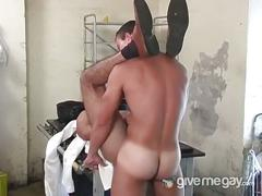 Brazilian studs fucks hard and deep till they cums