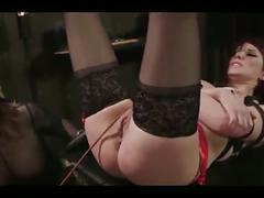 bdsm, face sitting, femdom, matures, spanking