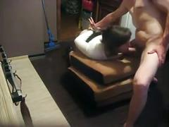 Turning his wife into a sex slave