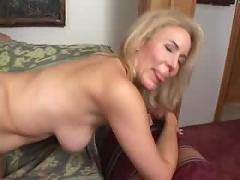 Older woman prefers anal penetration