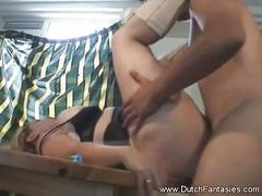 European kinky sex from dutch fantasies