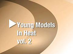 Young models in heat 2 - scene 1