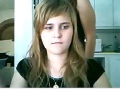 Webcam spanish 20yo girl sister mum showing tits