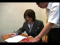The test - japanese highschool - part-1