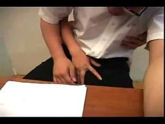 The test - japanese highschool - part-1