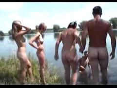 Sex at the lake