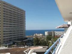 Camera cachee pour les voyeurssur mon balcon
