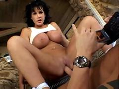 Holly body and julian rios - pov pin-ups all stars