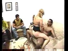 Brazilian swingers wife part 2 of 3