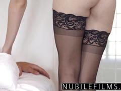 Nubilefilms - naughty blonde alexa grace intense sex