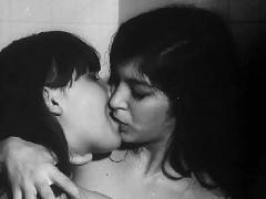 Abnormal female lesbian scene