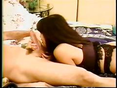 Mature asian cumisha amando teaching ken some new tricks