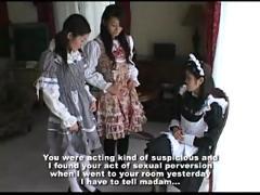 Japanese spanking