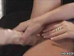 Amy reid, eva angelina & taryn thomas playing