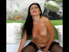 Sexy lady on cam