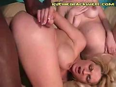 Fucked up interacial pregnant sex